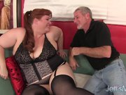 Redhead plumeper Julie Ann More gets fucked h