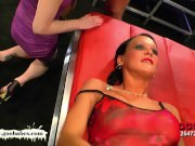 Blonde vs Brunette Cum Sluts - German Goo Girls