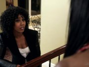 Ana Foxxx, Misty Stone, Licking And Fingering