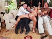 Old young anal gangbang Frannkie And The