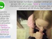 mujer casada le hace una mamada a chico virgen -- NUMERO: +5219613169661