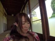Subtitles uncensored Japanese foreplay in ryokan