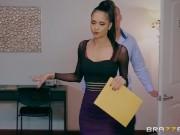 Brazzers - Abby Lee Brazil needs anal