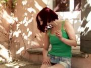 Outside Sex Romance 3 - Scene 5 - DDF Productions
