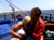 Roxy Jezel and Jamie Brooks wants to do it at the boat