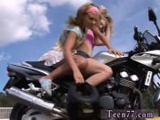 Teen in uniform gangbang Young lesbian