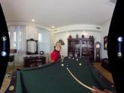 BaDoink VR Banging Britney Amber On A Billiard Table VR Porn