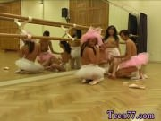 Huge boobs flash xxx Hot ballet gal orgy
