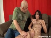 Cuckold Watches Wife Getting Fucked