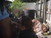 Amateur student gangbang milf tries girl
