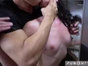Teen gets ass fucked and ebony fast sloppy
