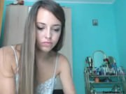 Romanian blonde teen pinkygirl18 crystall22 NN