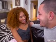 Ebony strap gangbang and teen hard anal