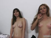 Teen insertion Shae Celestine returned from